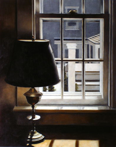 Someone's Lamp by Nick Patten