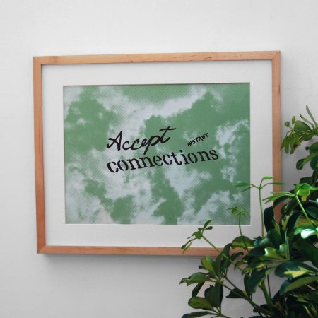 Accidental Aphorisms print by VisuaLingual