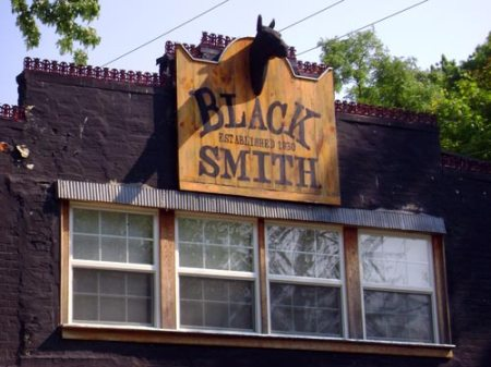 Blacksmith, Established 1830
