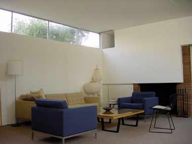 Buck House by Rudolf Schindler