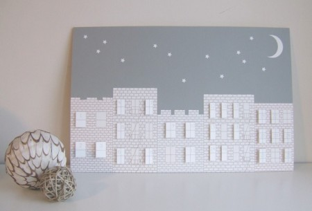 Brooklyn advent calendar by Nouveau Designs