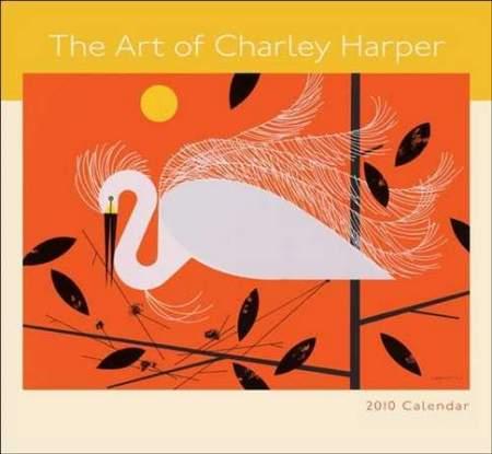 Charley Harper 2010 calendar