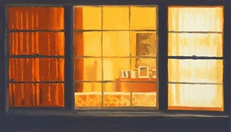 Interior at Night by Ryan Kapp