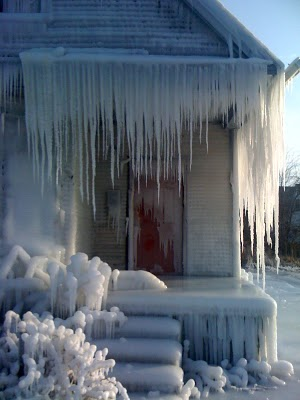Ice House Detroit by Gregory Holm and Matthew Radune