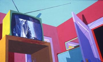 Green Television by Nicholas Sistler