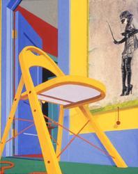 The Chair by Nicholas Sistler