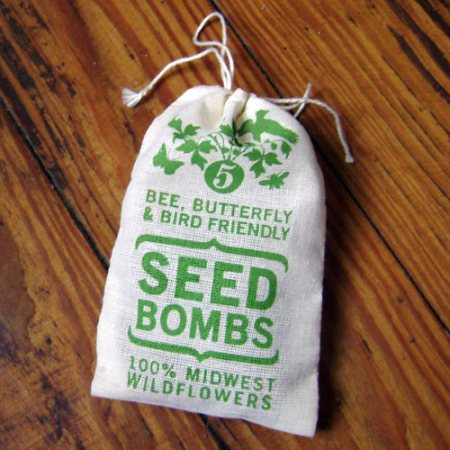 Midwest Seed Bombs by VisuaLingual