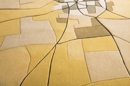 Land Carpet by Florian Pucher