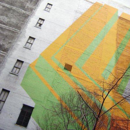 Downtown Cincinnati Supergraphic
