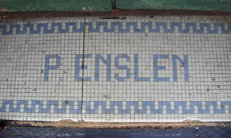 P. Enslen tile in Newport, KY