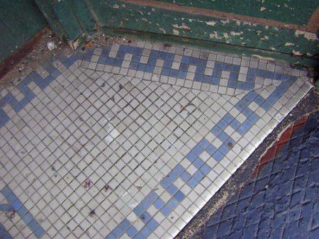 P. Enslen tile in Newport, KY
