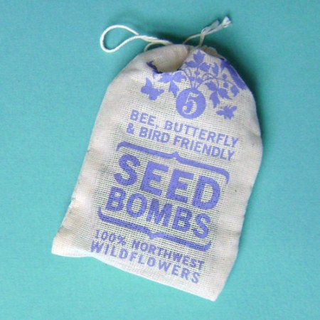 Pacific Northwest Seed Bombs by VisuaLingual