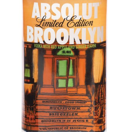 Absolut Brooklyn by Spike Lee and the Brand Union