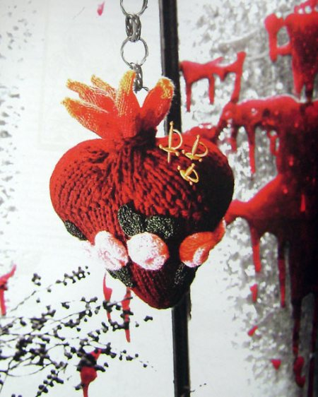 AntiCraft: Knitting, Beading and Stitching for the Slightly Sinister