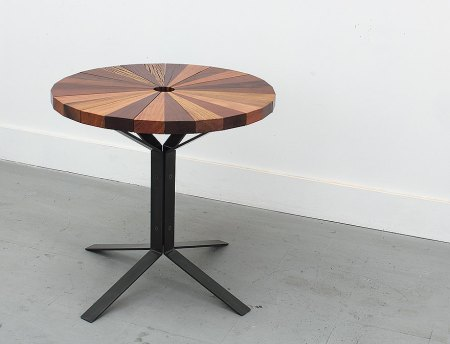 Drop End Table by Uhuru Design