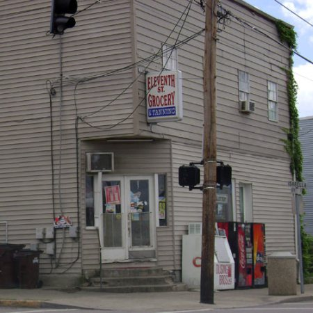 a corner store in Northern Kentucky