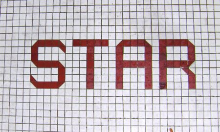 Star tile in Northside