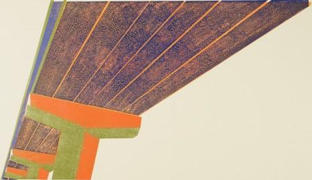 Overhead Span by Margaret Rankin