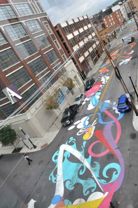 Paint the Street by ArtsWave