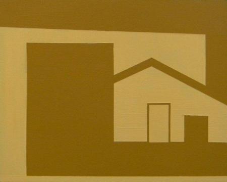 Garfield Garage, Level Two by Marcia Alscher