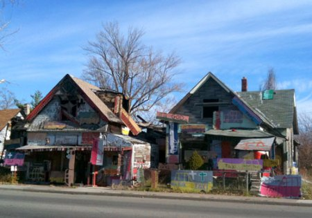 The Heidelberg Project by Tyree Guyton