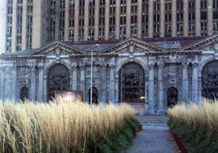 Roosevelt Park in Detroit