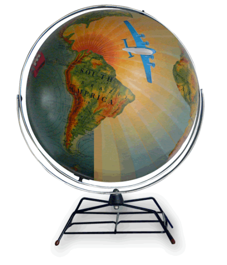 Imaginenations globes by wendy gold department of everyday imaginenations globe by wendy gold gumiabroncs Gallery