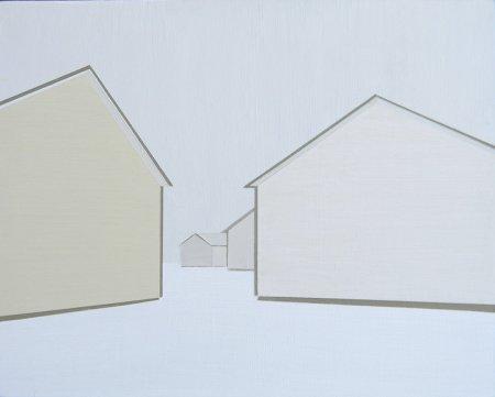 White Suburban by Marcia Alscher