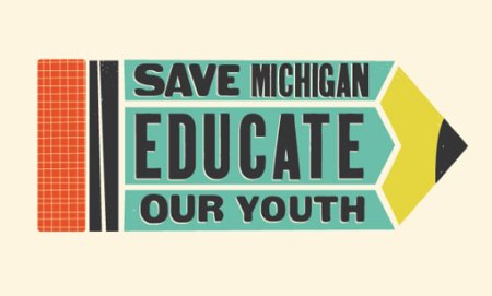 Save Michigan by Amanda Jane Jones