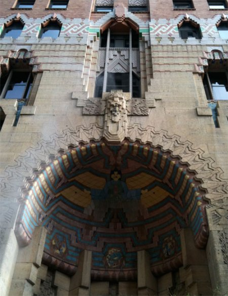 The Guardian Building in Detroit