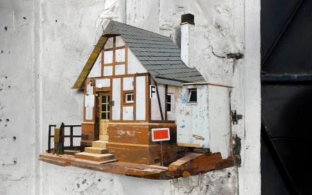 Flagman's House by Ron van der Ende