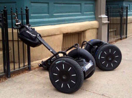 The Decline of Western Civilization Part IV: The Segway Years Redux
