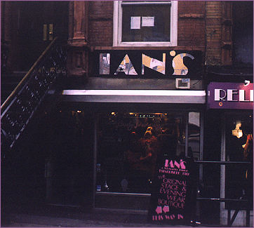 Ian's on St. Marks Place