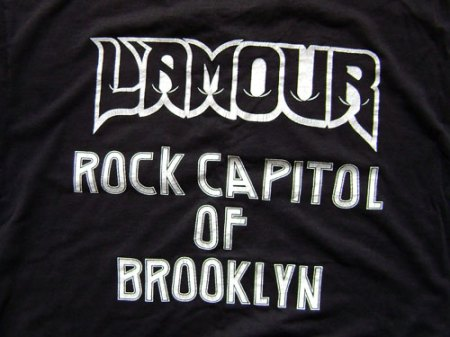 L'Amour, Rock Capital of Brooklyn