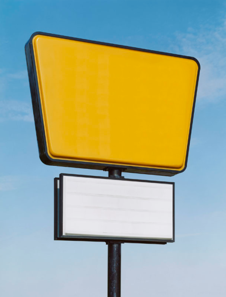 Sign Out by Josef Schulz