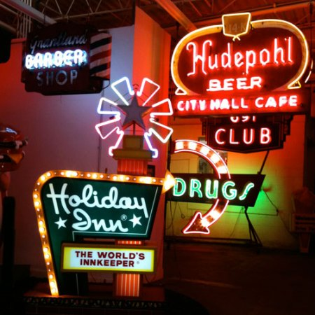 American Sign Museum in Cincinnati