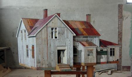 Whaler's Lodge by Ron van der Ende