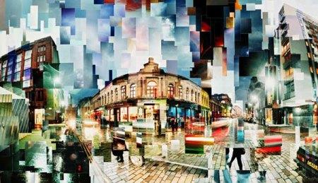 Merchant Square by Adrian Brannan