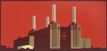 Battersea Red by Paul Cathedrall