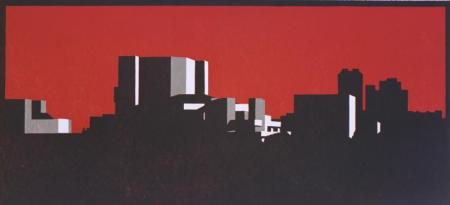 Southbank Umber by Paul Cathedrall