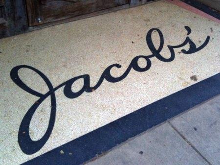Jacobs' Ghost Sign in Cincinnati