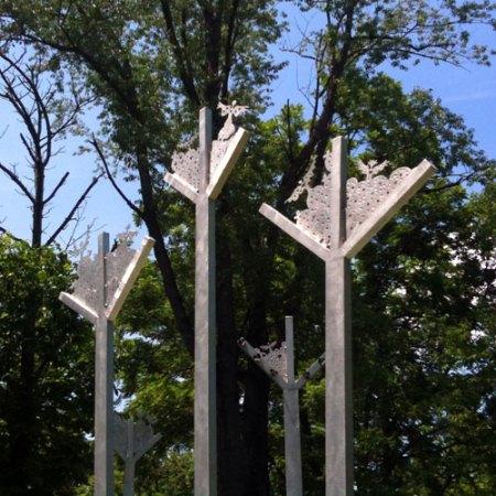 Pyramid Hill Sculpture Park in Hamilton, OH