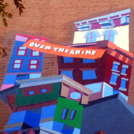 Over-the-Rhine Mural by Michael Stillion