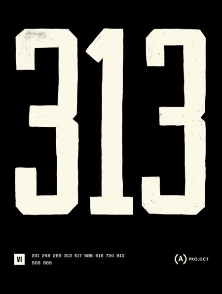Area Code Project by Mike McQuade