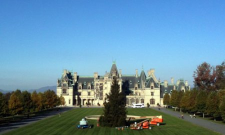 Biltmore Estate in Asheville, NC