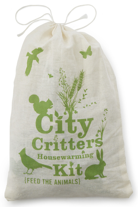City Critters Housewarming Kit by VisuaLingual