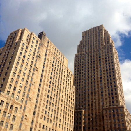 Carew Tower in Downtown Cincinnati