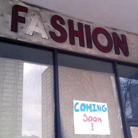 coming soon to Fashion ¢ents & Plus
