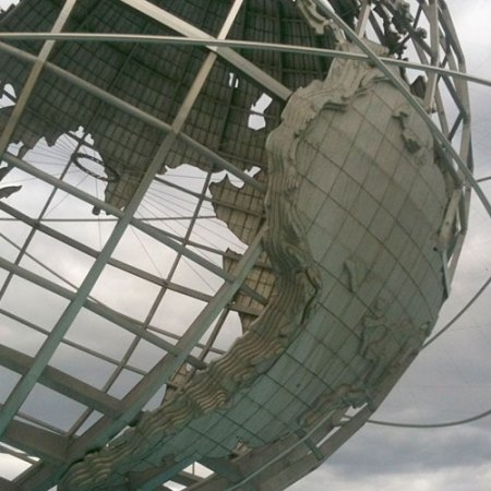 The Unisphere at Flushing Meadows-Corona Park