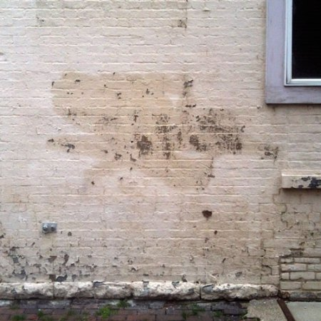Ghost Graffiti in Cincinnati